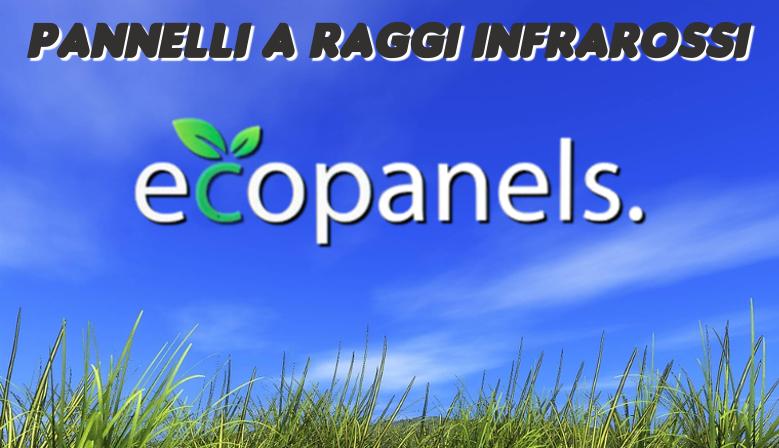 Pannelli ad infrarossi EcoPanels