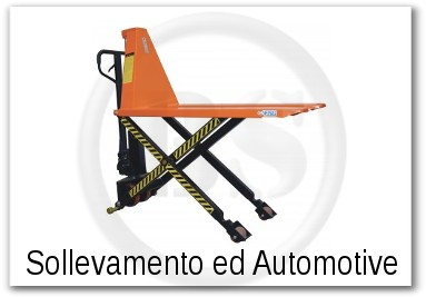 Sollevamento ed Automotive